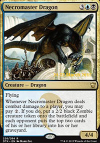 Necromaster Dragon - Prerelease