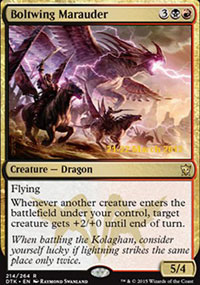 Boltwing Marauder - Prerelease Promos