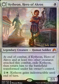 Kytheon, Hero of Akros - Prerelease