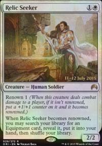 Relic Seeker - Prerelease Promos