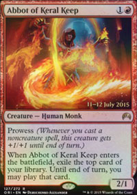 Abbot of Keral Keep - Prerelease