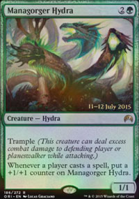 Managorger Hydra - Prerelease Promos