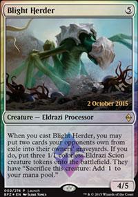 Blight Herder 1 - Prerelease
