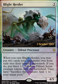 Blight Herder 1 - Prerelease Promos