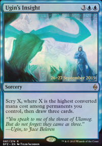 Ugin's Insight - Prerelease
