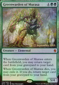 Greenwarden of Murasa - Prerelease