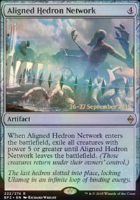 Aligned Hedron Network - Prerelease