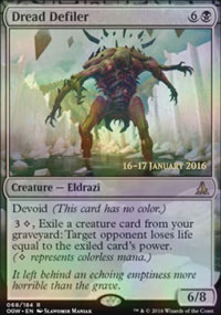 Dread Defiler - Prerelease