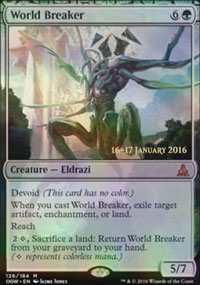 World Breaker - Prerelease