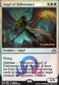 Angel of Deliverance - Prerelease