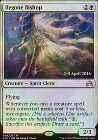 Bygone Bishop - Prerelease