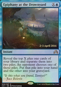 Epiphany at the Drownyard - Prerelease