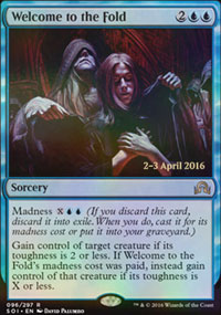 Welcome to the Fold - Prerelease
