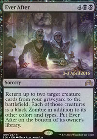 Ever After - Prerelease