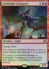Goldnight Castigator - Prerelease