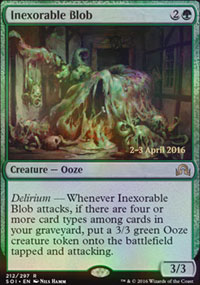 Inexorable Blob - Prerelease