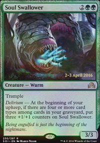 Soul Swallower - Prerelease