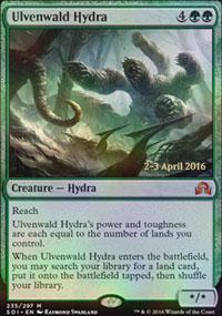 Ulvenwald Hydra - Prerelease Promos