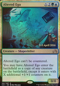 Altered Ego - Prerelease