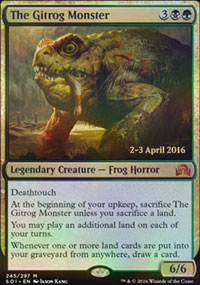 The Gitrog Monster - Prerelease