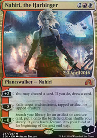 Nahiri, the Harbinger - Prerelease