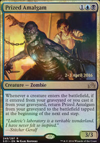 Prized Amalgam - Prerelease