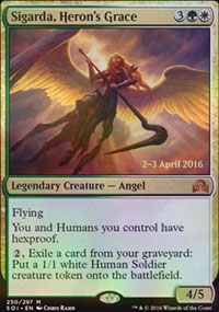 Sigarda, Heron's Grace - Prerelease
