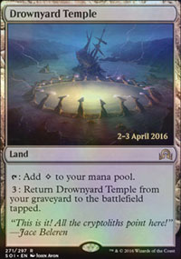 Drownyard Temple - Prerelease