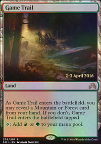 Game Trail - Prerelease