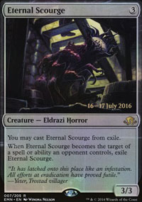 Eternal Scourge - Prerelease