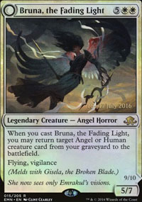 Bruna, the Fading Light - Prerelease