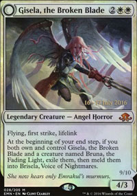 Gisela, the Broken Blade - Prerelease