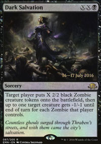 Dark Salvation - Prerelease