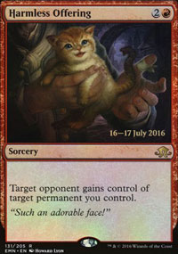 Harmless Offering - Prerelease