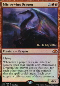 Mirrorwing Dragon - Prerelease