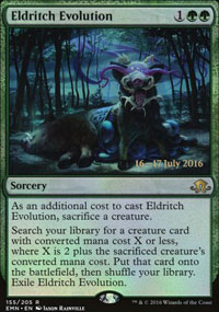 Eldritch Evolution - Prerelease