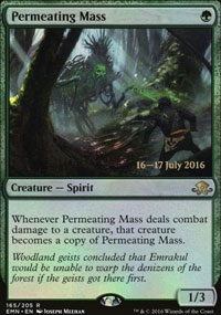 Permeating Mass - Prerelease