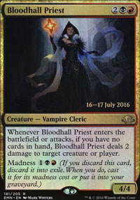 Bloodhall Priest - Prerelease