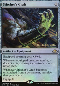 Stitcher's Graft - Prerelease