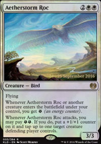 Aetherstorm Roc - Prerelease Promos