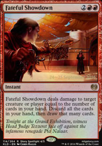 Fateful Showdown - Prerelease