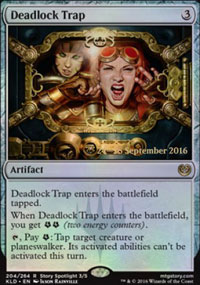 Deadlock Trap - Prerelease