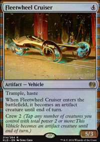 Fleetwheel Cruiser - Prerelease