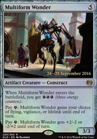 Multiform Wonder - Prerelease