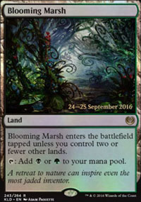 Blooming Marsh - Prerelease