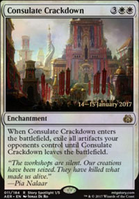 Consulate Crackdown - Prerelease