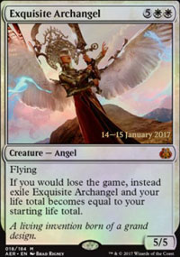 Exquisite Archangel - Prerelease