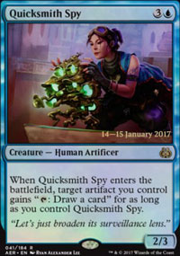 Quicksmith Spy - Prerelease