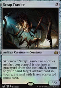Scrap Trawler - Prerelease