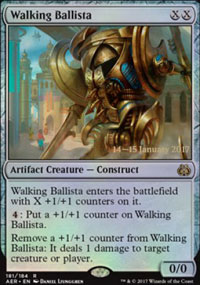 Walking Ballista - Prerelease